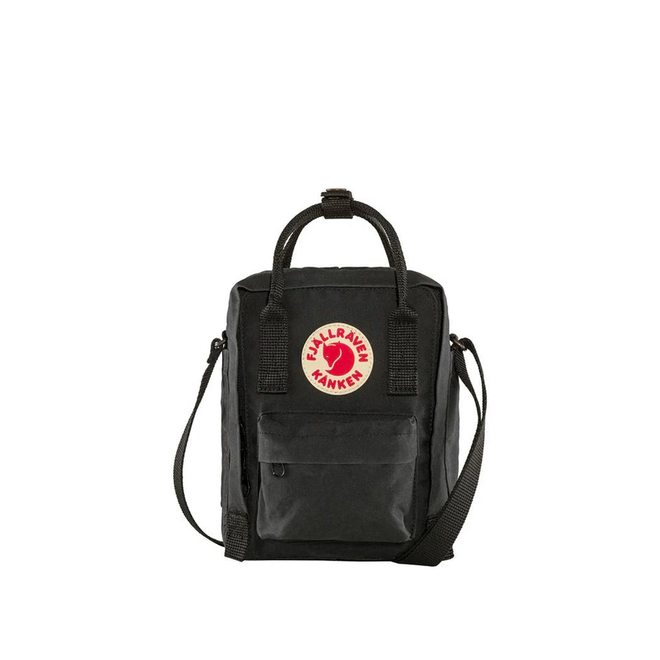 BLACK SLING KANKEN BAG