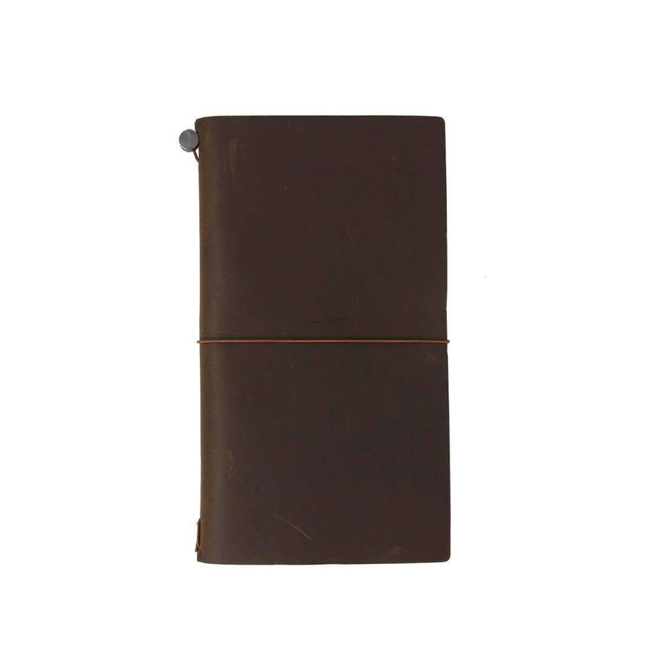 TRAVELER'S NOTEBOOK - STARTER KIT BROWN