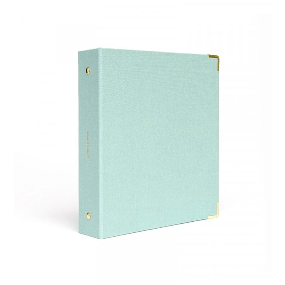 DEW BOOKCLOTH MINI BINDER