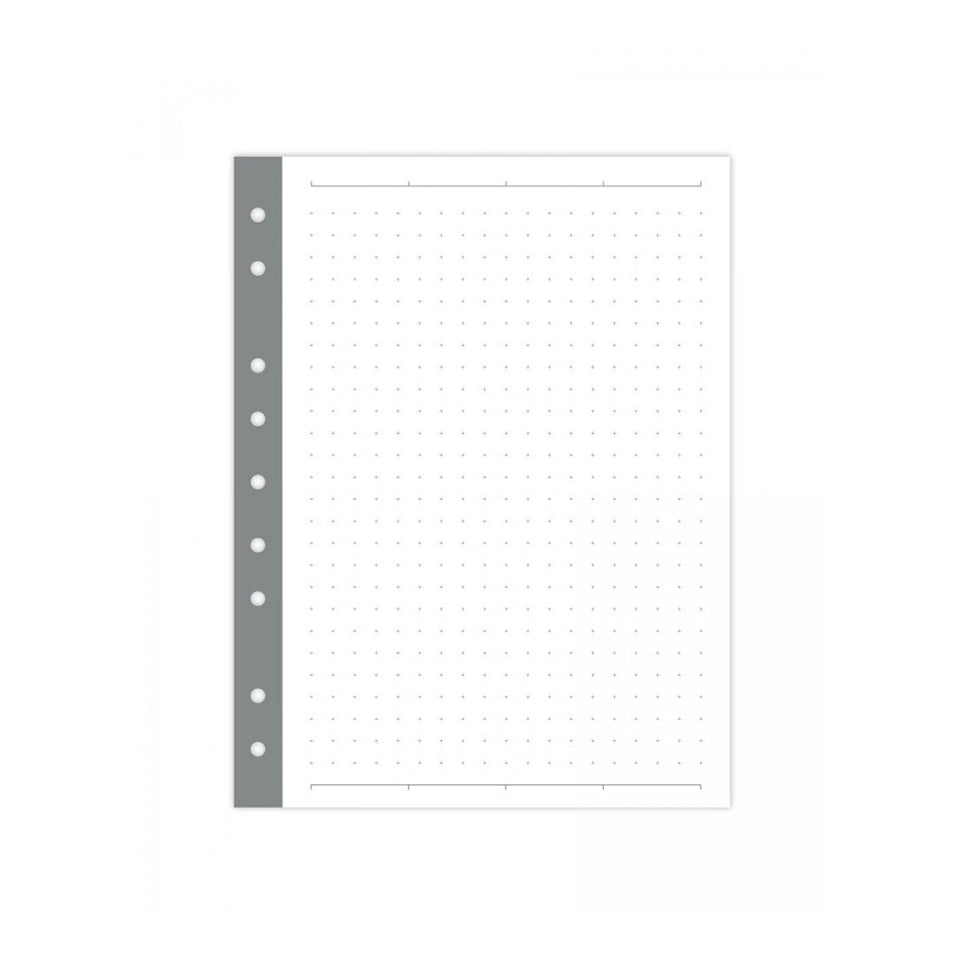 MINI SMARTDATE FILLER DOT PAPER