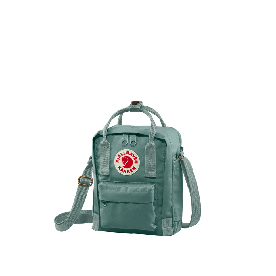FROST GREEN SLING KANKEN BAG