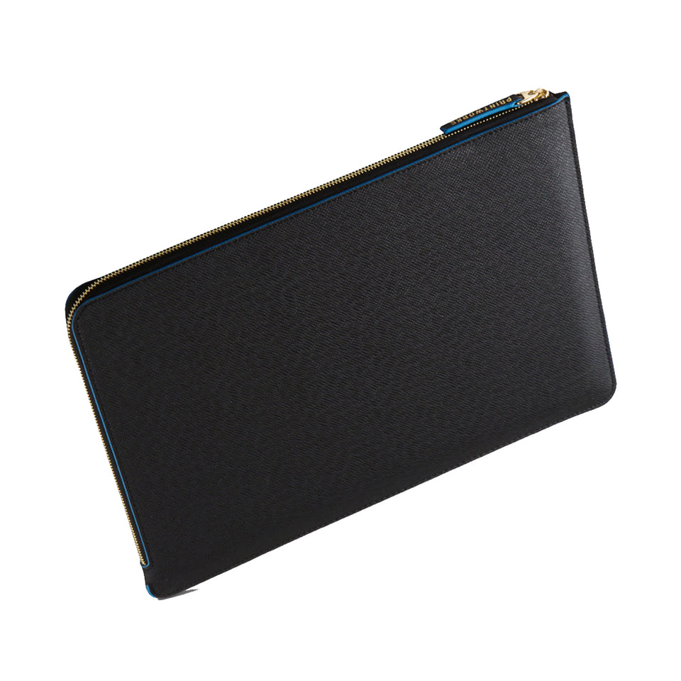 BLACK/BLUE LAPTOP CASE 13 INCH