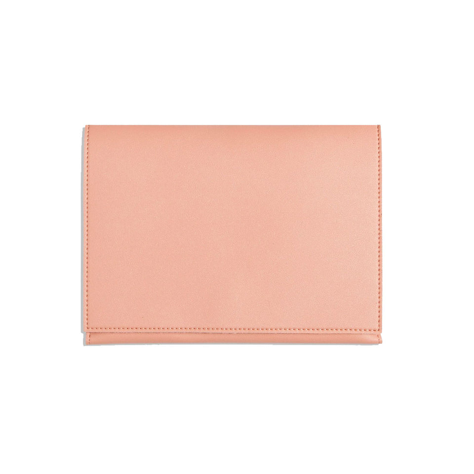 BLUSH MEDIUM MINIMALIST FOLIO