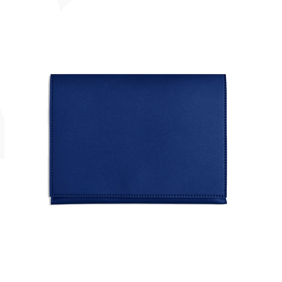 COBALT MEDIUM MINIMALIST FOLIO