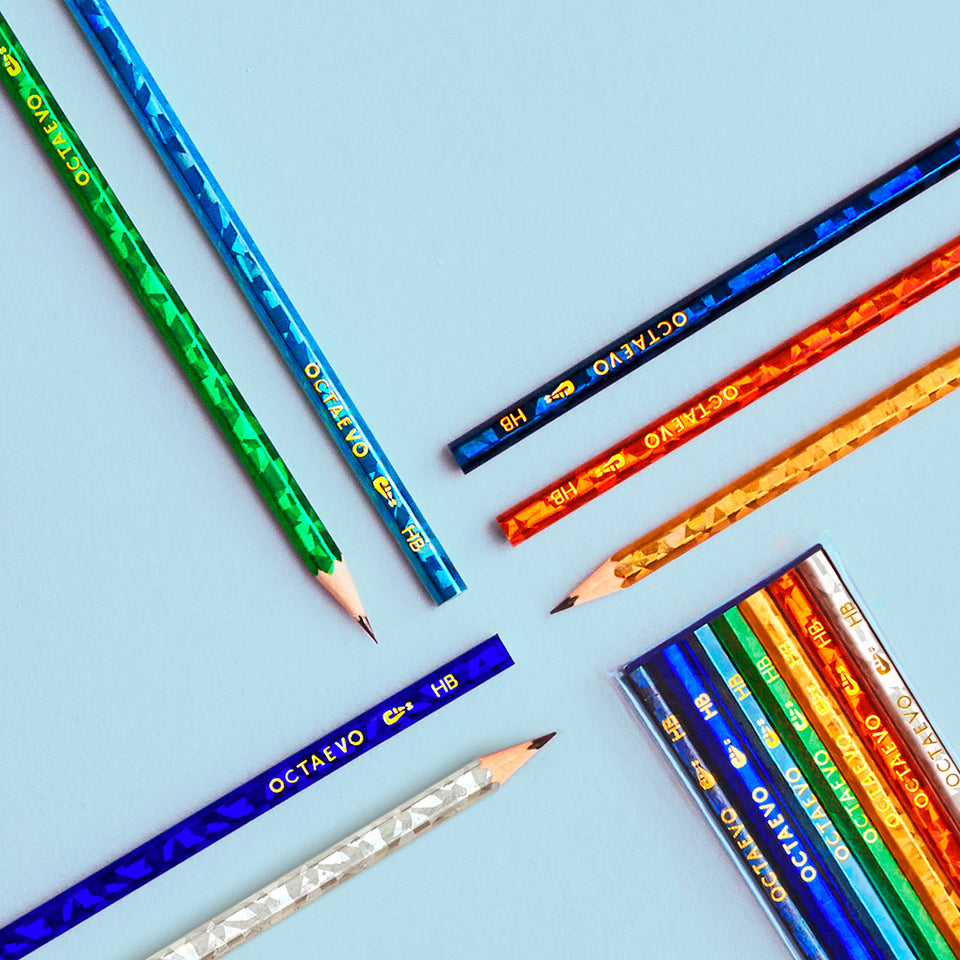 NOMAD PENCILS SET