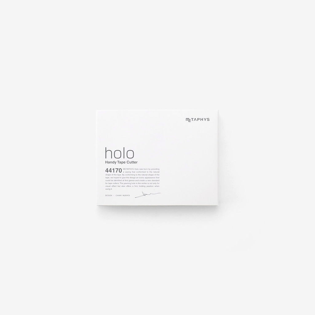 METAPHYS // HOLO HANDY TAPE CUTTER