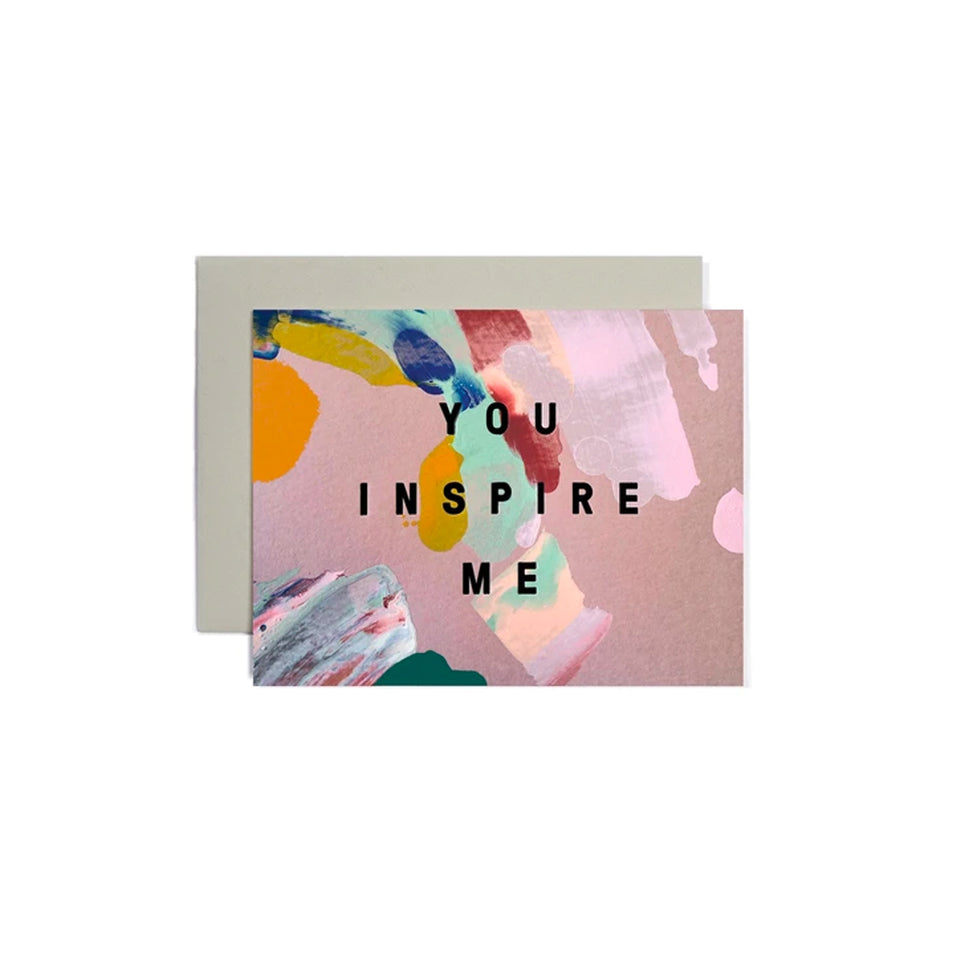 YOU INSPIRE ME
