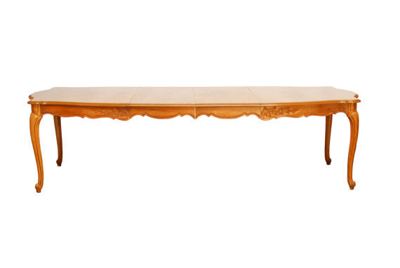 French Louis XV Style Dining Table