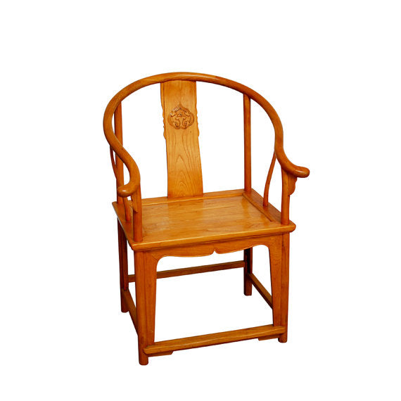 Chinese Horseshoe Chair