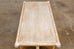 McGuire Cerused Bamboo and Wood Coffee Tables