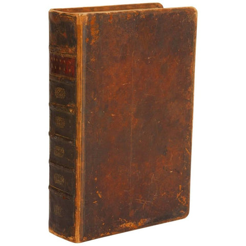 Rev. John Brown's Leather Holy Bible