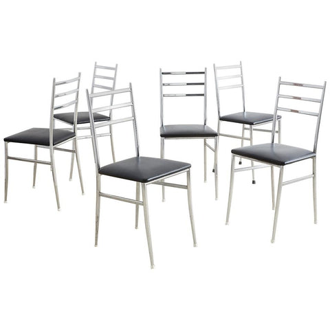 Gio Ponti Superleggera Dining Chairs
