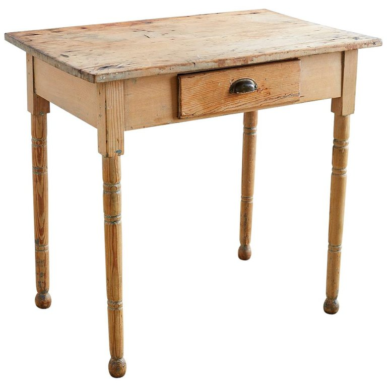 19th Century Farmhouse Table
