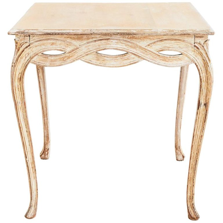Italian Carved Occasional Table or Centre Table