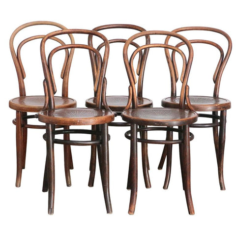 Thonet Cafe Chairs