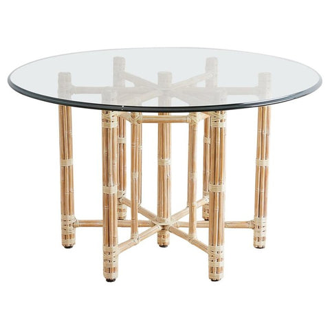 McGuire Organic Bamboo Garden Dining Table