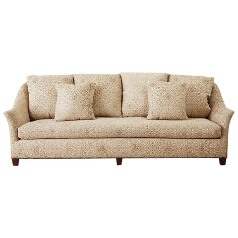 Jonas New York Bruxelles Four Seat Upholstered Sofa