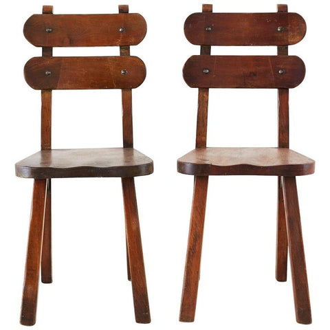 California Rancho Monterey Dining Chairs