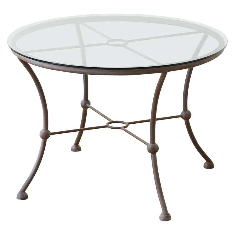 Mario Papperzini for Salterini Style Garden Patio Table