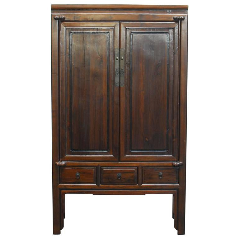 Chinese Kitchen Cabinet Armoire