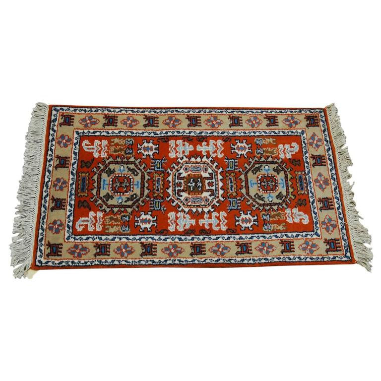 Tribal Meshkin Style Carpet