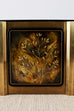 Bernhard Rohne for Mastercraft Tree of Life Brass Cabinet