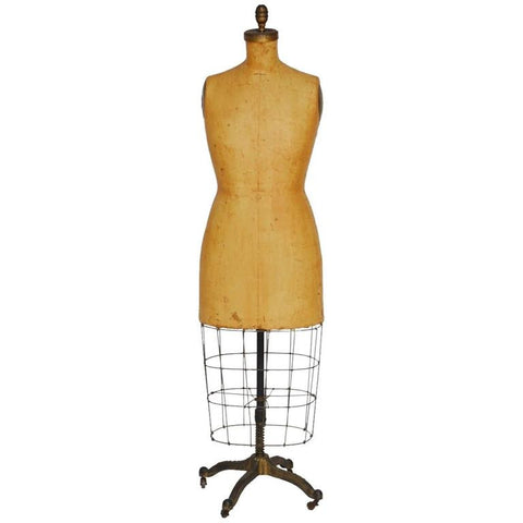 Bauman Ladies Model Dress Form Mannequin