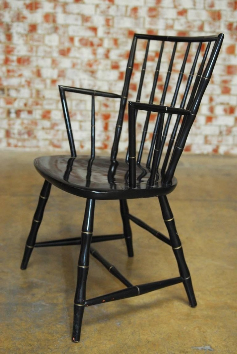 designs for of pamono wooden set windsor chair century chairs at