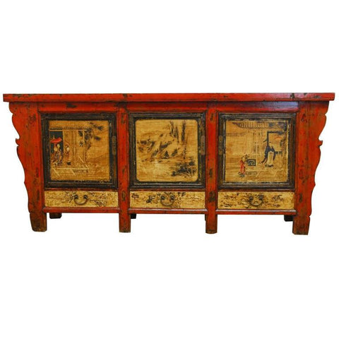 Chinese Altar Sideboard Coffer