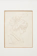 Pair of Ralph DuCasse Greco Roman Drawings