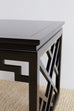 Carleton Varney for Kindel Lacquered Trellis Tables