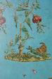 19th Century French Chinoiserie Decoupage Six Panel Screen\