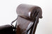 19th Century French Napoleon III Leather Reclining Armchair.0