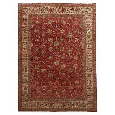 Modern Persian Mahal Style Rug from Pakistan