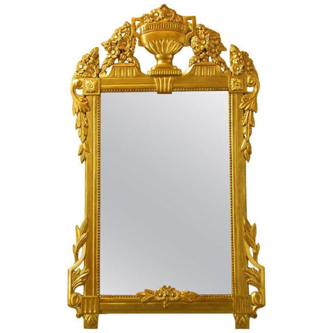 French Regency Louis XVI Style Mirror