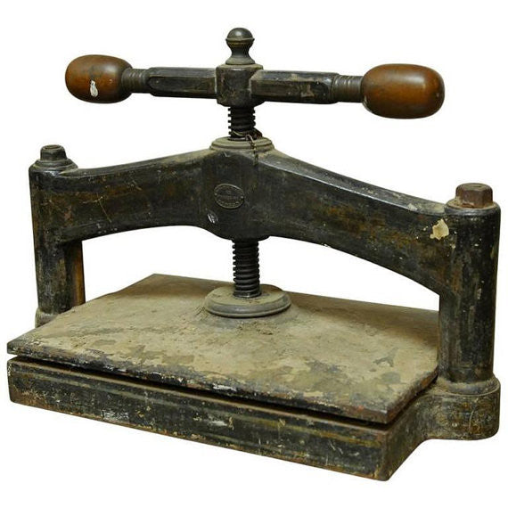 19th Century English Book Press