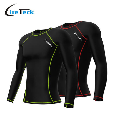 Unisex Breathable Outdoor Long Sleeve Cycling Jersey