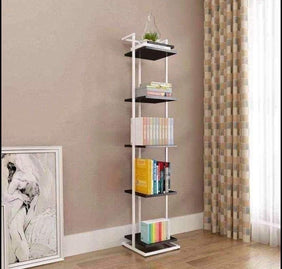 Shelton Shelf (Black-White)