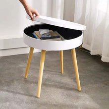 Load image into Gallery viewer, Francine Side / Center Coffee End Table