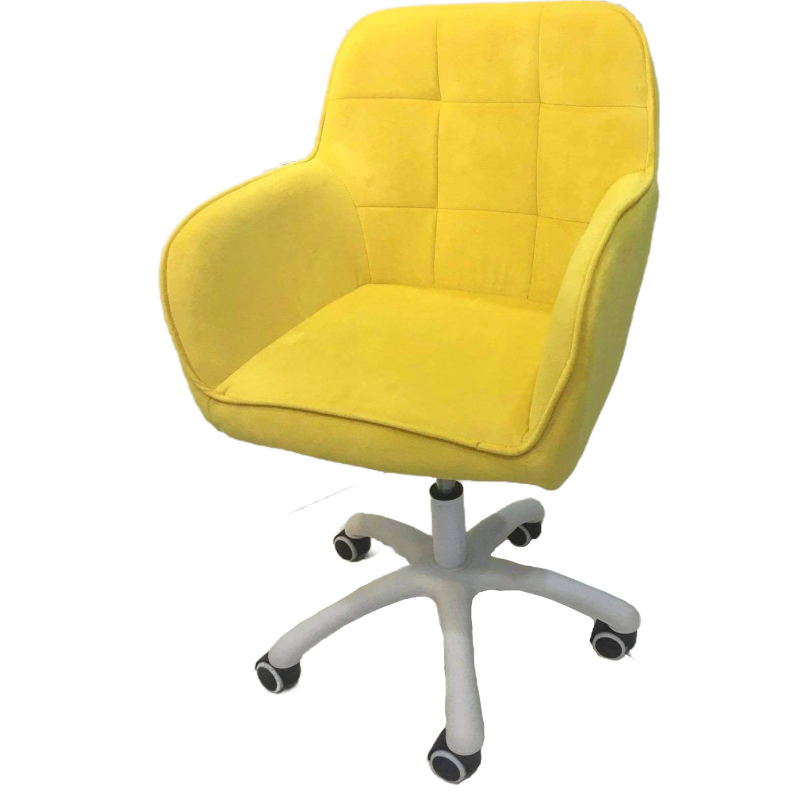 Varley Yellow Accent Office Computer Study Chair