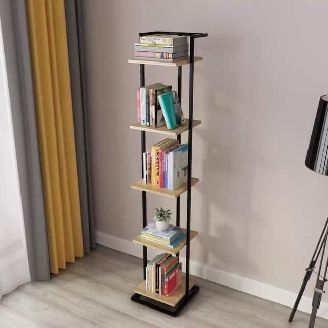 Shelton Shelf (Maple-Black)