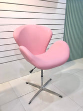 Load image into Gallery viewer, Julia Pink Accent / Office Swivel Chair