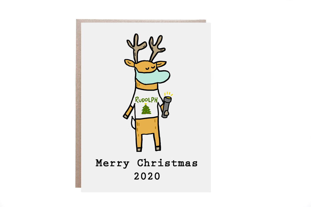 Funny 2020 Christmas Card
