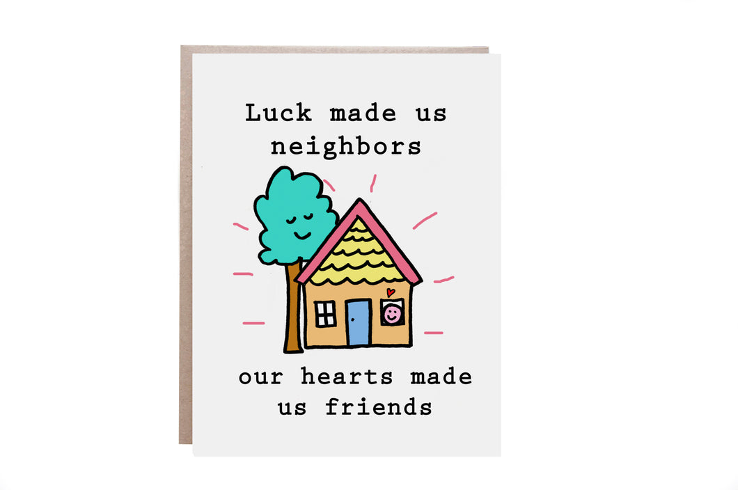 Neighbor Card