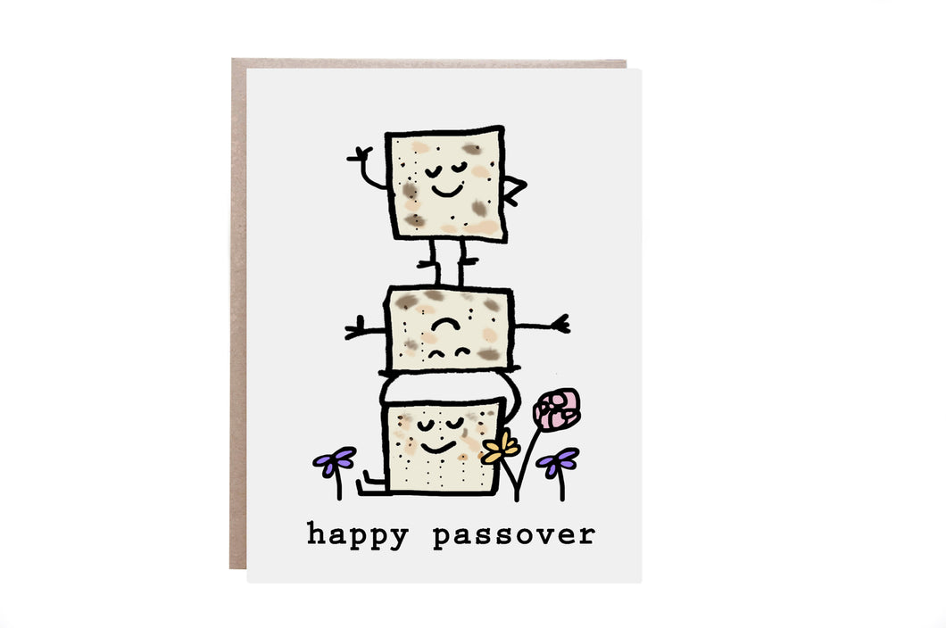 Passover Card