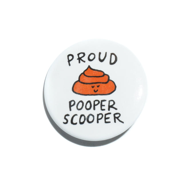 Pooper Scooper Pin