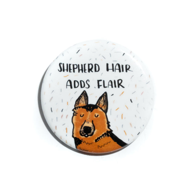 German Shepherd Pin