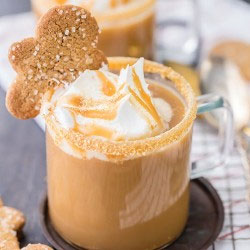 Gingerbread Latte | Whipped Body Frosting