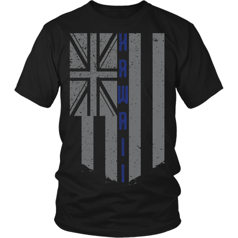 HAWAII Washout Flag - Mens Shirt