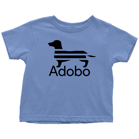 Dog Adobo Toddler Shirt